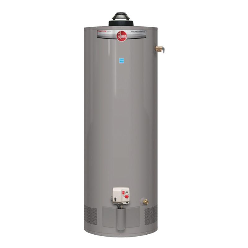 Powered Damper Gas Water Heaters